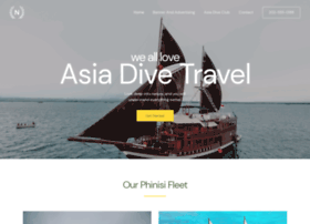 asia-dive-travel.com