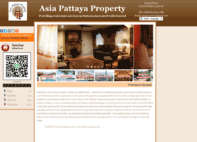 asia-pattaya-property.com