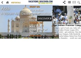 asia.vacations2discover.com