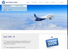 asiaatlanticairlines.com