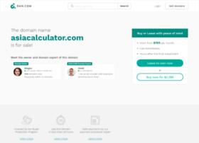 asiacalculator.com