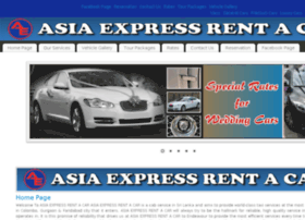 asiaexpresscar.com