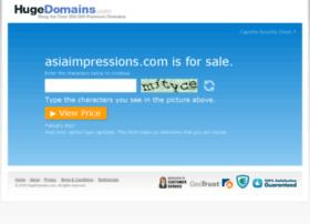 asiaimpressions.com