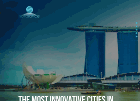 asiainnovativecities.com