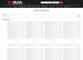 asiamsupplements.com