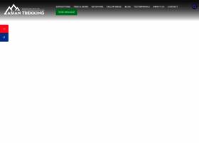 asian-trekking.com