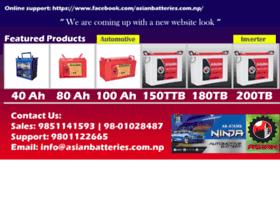 asianbatteries.com.np