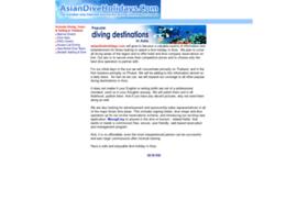 asiandiveholidays.com