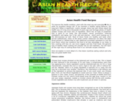 asianhealthrecipe.com