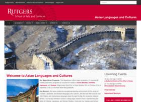 asianlanguages.rutgers.edu