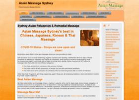 asianmassagesydney.com.au