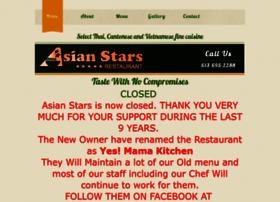asianstarsrestaurant.com