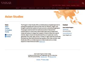 asianstudies.vassar.edu