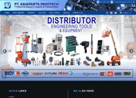 asiaparts-indotech.com