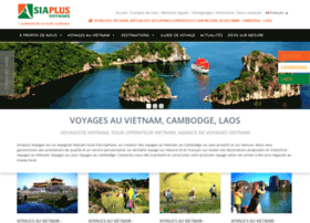 asiaplusvoyages.com