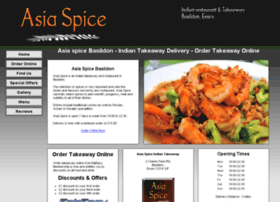 asiaspicebasildon.co.uk