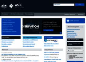 asic.gov.au