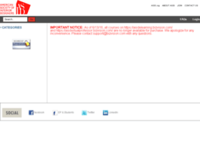 asidelearning.bizvision.com