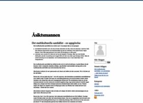 asiktsmannen.webblogg.se