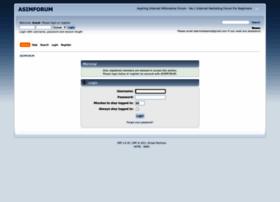 asimforum.com