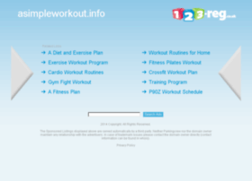 asimpleworkout.info