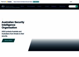 asio.gov.au