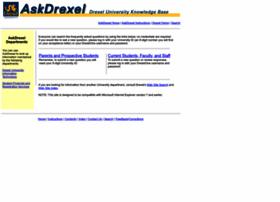 ask.drexel.edu