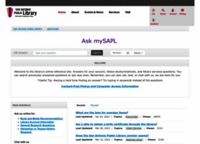 ask.mysapl.org
