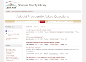 ask.sonomalibrary.org