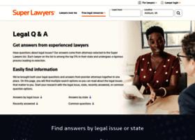 ask.superlawyers.com