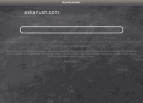 askanush.com