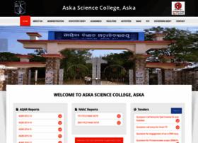 askasciencecollege.com