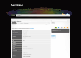askbegum.com