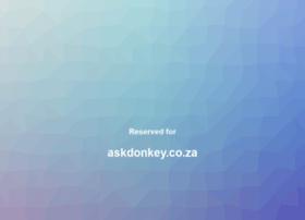 askdonkey.co.za