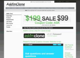 askfmclone.com