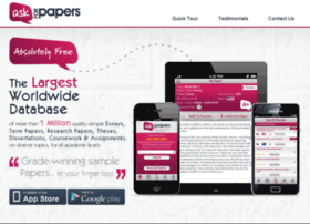 askforpapers.com