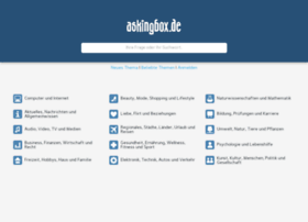 askingbox.de