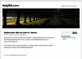 askjra.com