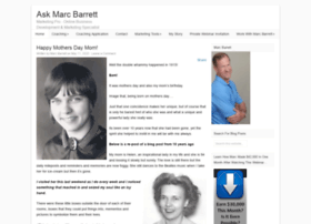 askmarcbarrett.com