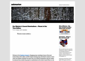 askmarion.wordpress.com