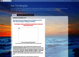 Asktheblogster.blogspot.com