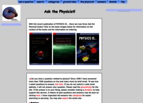 askthephysicist.com