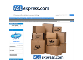aslexpress.com