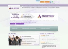 aslservices.com