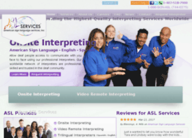 aslservices.net