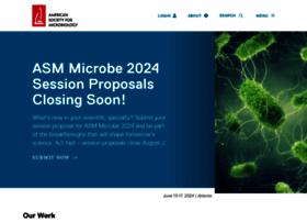asm.org