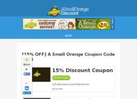 asmallorangediscount.com
