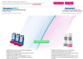 asmanex.com