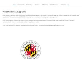 asme.umd.edu