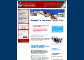 asnnotary.org